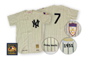 1951 New York Yankees Vintage Mickey Mantle Jersey